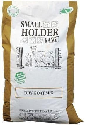 A & p dry goat mix